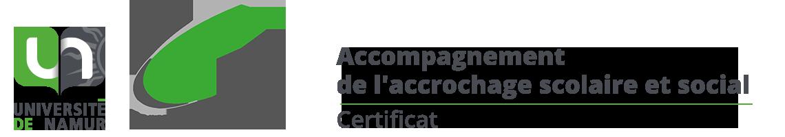 Certificat accrochage scolaire et social