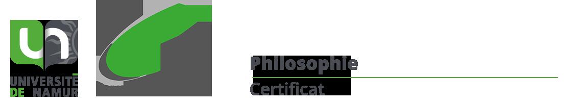 Certificat en philosophie